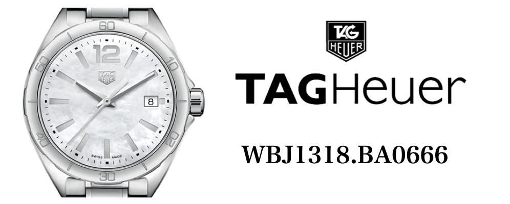 タグ・ホイヤー フォーミュラ1 WBJ1318.BA0666