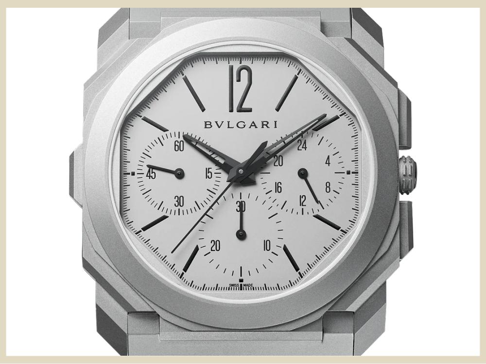 ブランド時計 高価買取アイテム BVLGARI ブルガリ オクト フィニッシモ クロノグラフ GMT BGO42C14TTXTCHGMT