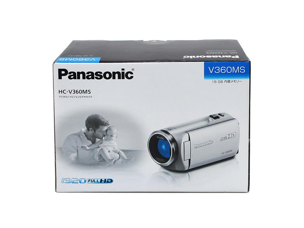 パナソニック HDビデオカメラ HC-V360MS 買取実績 2020.11