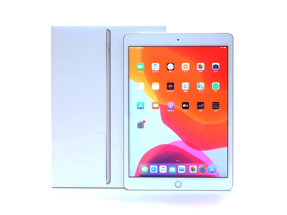 Apple iPad 32GB 10.2インチ 第7世代 Wi-Fi+Cellular シルバー MW6C2J/A 買取実績 2021.01