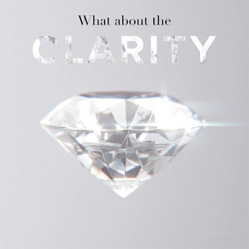 カルティエのダイヤモンド クラリティ