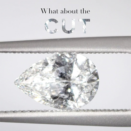 カルティエのダイヤモンド カット