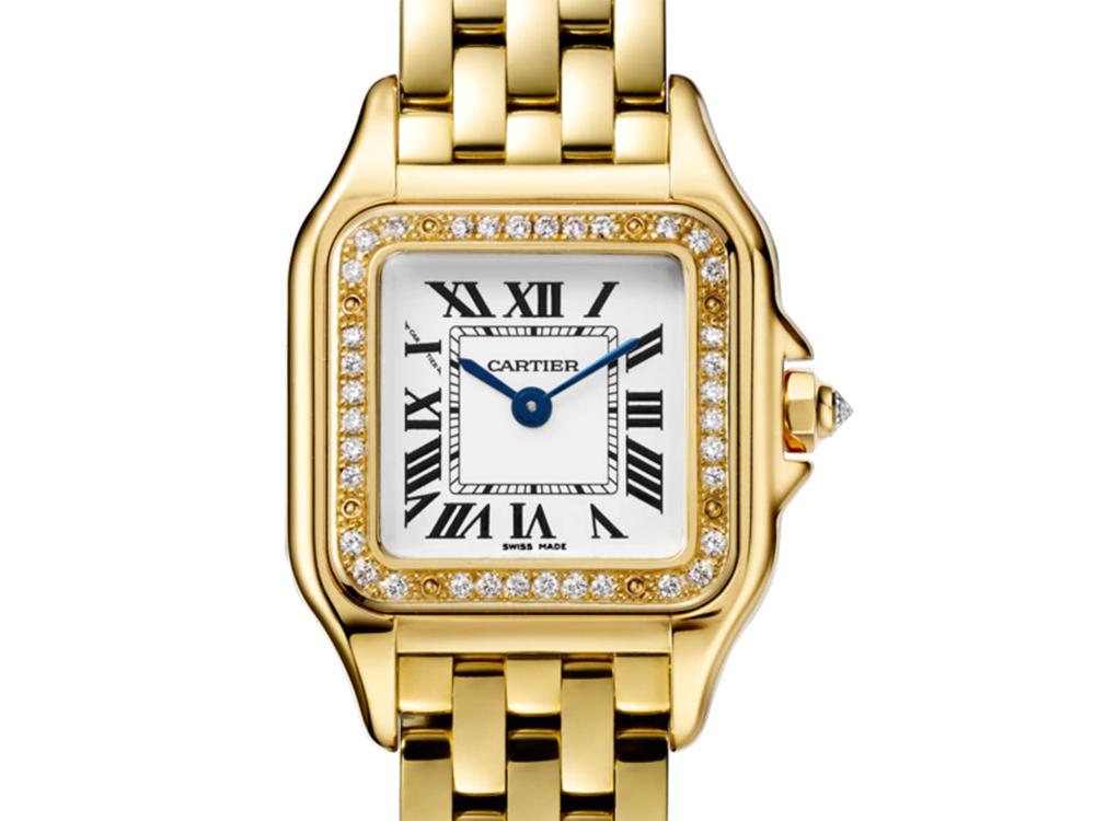 カルティエの時計 パンテール・ドゥ・カルティエ