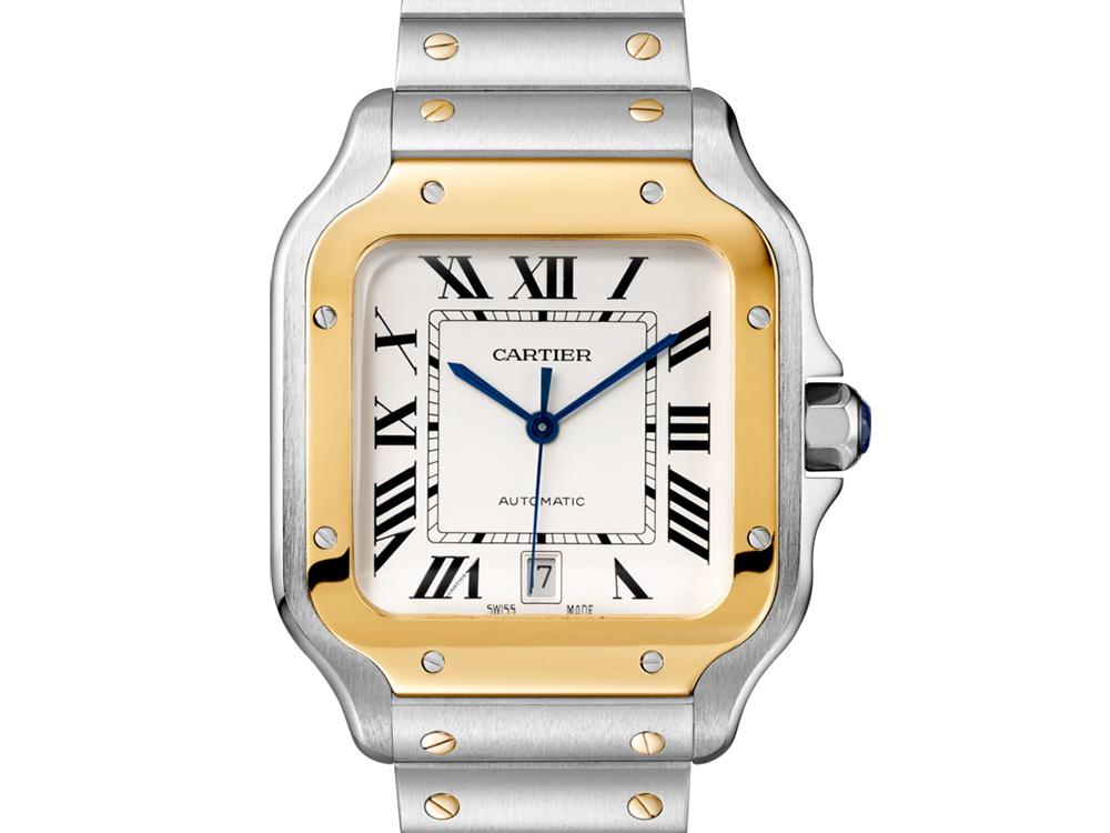 カルティエの時計 サントス・ドゥ・カルティエ