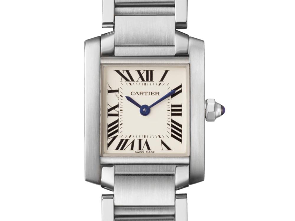 カルティエの時計 タンク・ウォッチ