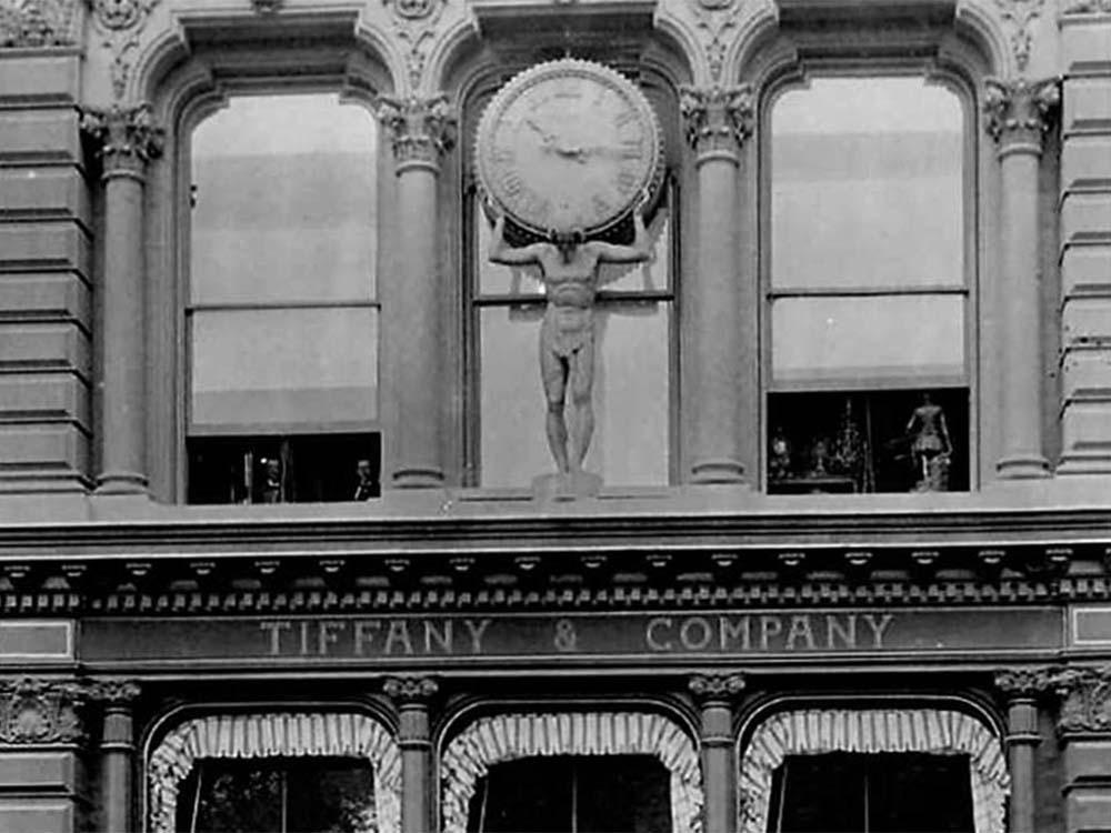 ティファニーの魅力について ティファニーの歴史 アトラスクロック