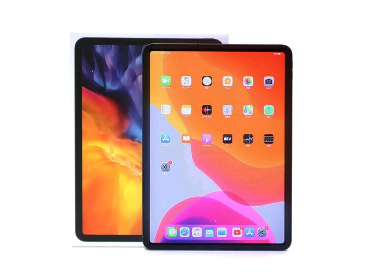 Apple iPad Pro 11インチ 128GB 第4世代 Wi-Fi+Cellular スペースグレイ MY2V2J/A 買取実績 2021.02
