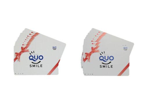 QUOカード 1,000円 18枚 買取実績 2021.03