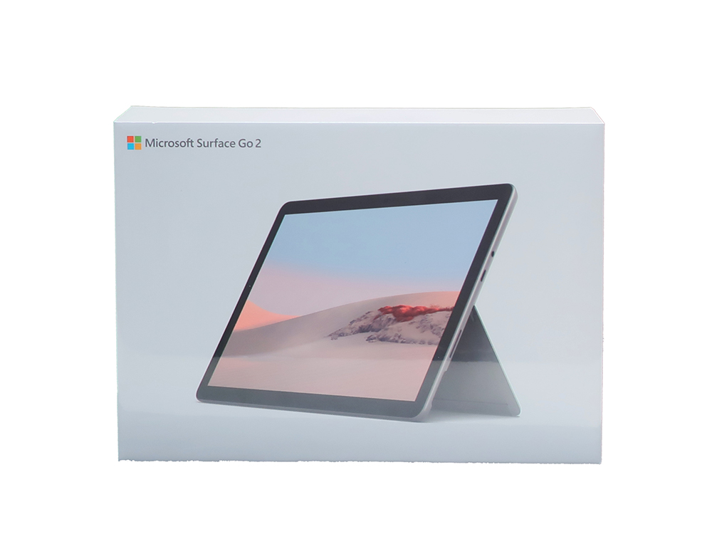 マイクロソフト Surface Go 2 STV-00012 プラチナ 買取実績 2021.03