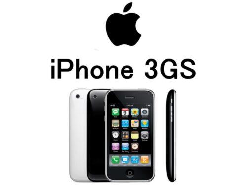 アップル iPhone 3GS A1325 A1303 モデル番号・型番一覧
