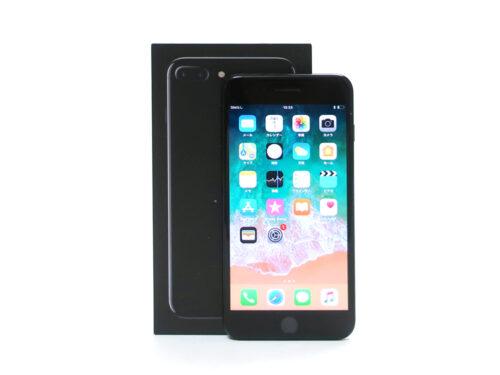 Apple iPhone7 Plus 128GB ジェットブラック MN6K2J/A 買取実績 2021.04