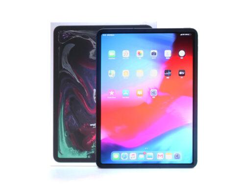 Apple iPad Pro 11インチ 64GB 第3世代 Wi-Fi+Cellular スペースグレイ MU0M2J/A 買取実績 2021.02
