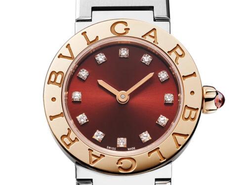 ブルガリの時計 ブルガリ・ブルガリ ウォッチ アイコン