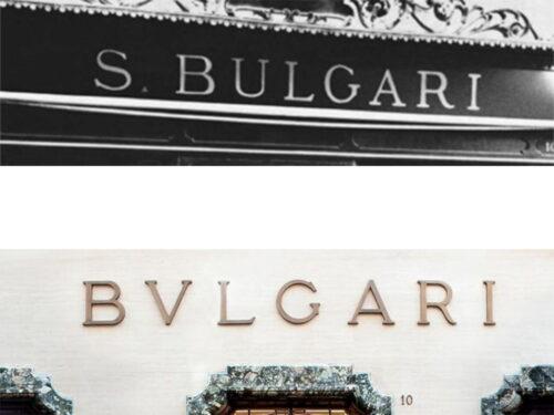 ブルガリの魅力 つづり BULGARI BVLGARI