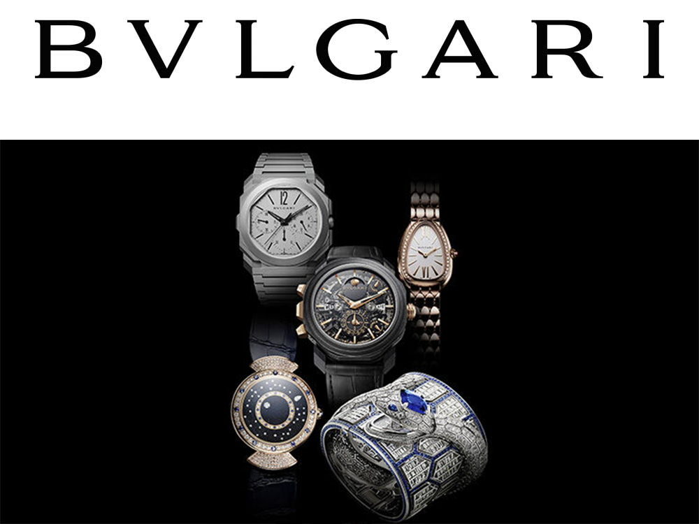ブルガリの時計