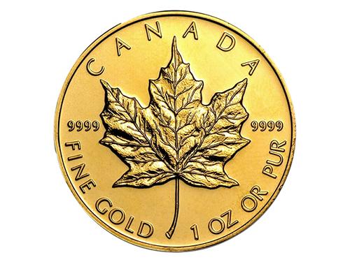 高価買取ができるゴールド 金貨