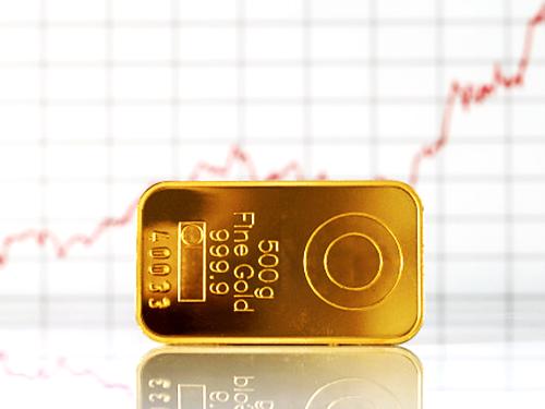高価査定を叶えるポイント ゴールドのレートを確認