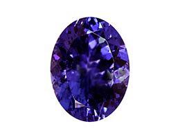 高価買取りのための宝石・ジュエリー 代表的な宝石 タンザナイト