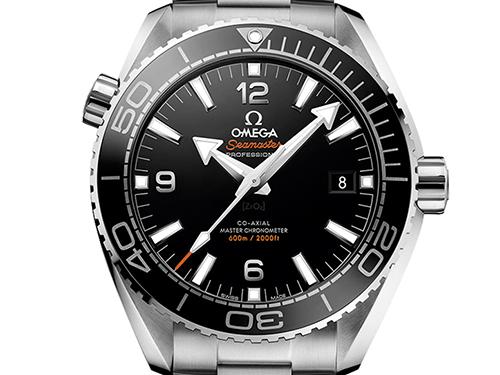 ブランド時計オメガ高価買取のための保管方法 オメガの人気モデル シーマスター プラネットオーシャン 600M コーアクシャル マスター クロノメーター クロノグラフ 215.30.44.21.01.001