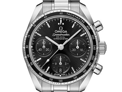 ブランド時計オメガ高価買取のための保管方法 オメガの人気モデル スピードマスター38 コーアクシャル クロノメーター クロノグラフ 324.30.38.50.01.001
