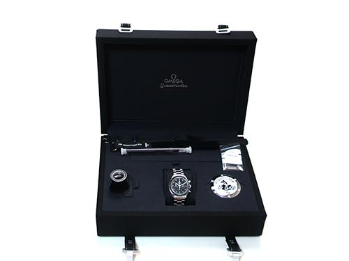 ブランド時計オメガ高価買取のための保管方法 衝撃と磁気が加わらない場所に保管する
