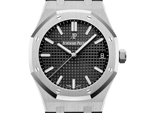 今高く売れるブランド時計10選 オーデマ・ピゲ AUDEMARS PIGUET ロイヤルオーク