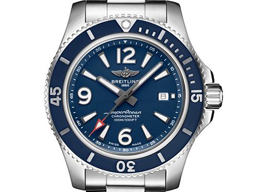 今高く売れるブランド時計10選 ブライトリング BREITLING スーパーオーシャン