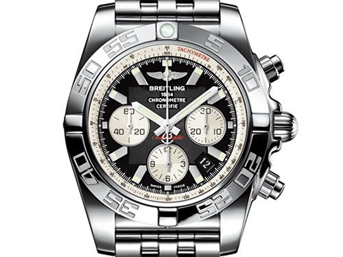 今高く売れるブランド時計10選 ブライトリング BREITLING クロノマット