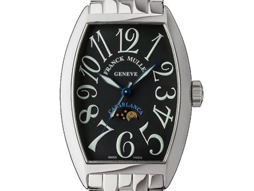 今高く売れるブランド時計10選 フランク・ミュラー FRANCK MULLER カサブランカ