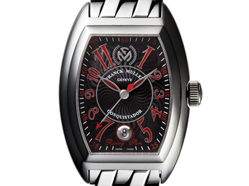 今高く売れるブランド時計10選 フランク・ミュラー FRANCK MULLER コンキスタドール