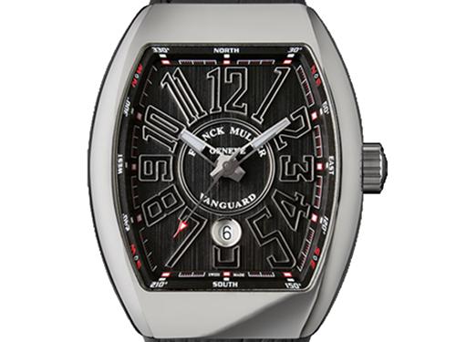 今高く売れるブランド時計10選 フランク・ミュラー FRANCK MULLER ヴァンガード