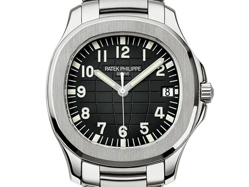 今高く売れるブランド時計10選 パテック・フィリップ PATEK PHILIPPE アクアノート