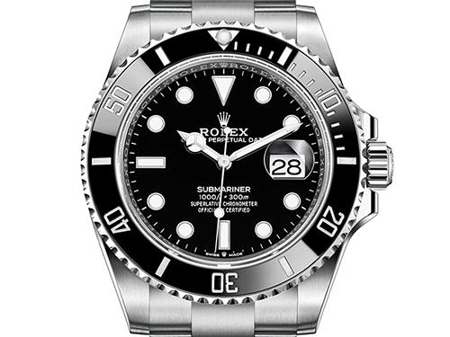 今高く売れるブランド時計10選 ロレックス ROLEX サブマリーナー