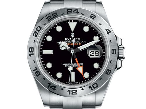 今高く売れるブランド時計10選 ロレックス ROLEX エクスプローラー