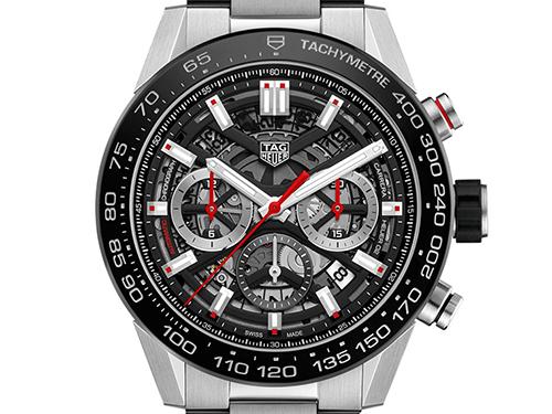 今高く売れるブランド時計10選 タグ・ホイヤー TAG Heuer カレラ