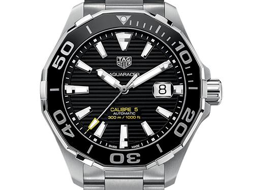 今高く売れるブランド時計10選 タグ・ホイヤー TAG Heuer アクアレーサー