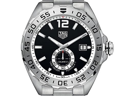 今高く売れるブランド時計10選 タグ・ホイヤー TAG Heuer フォーミュラー1