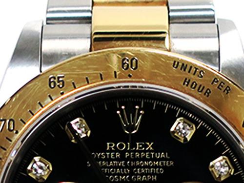 高価査定となるブランド時計 時計本体の状態