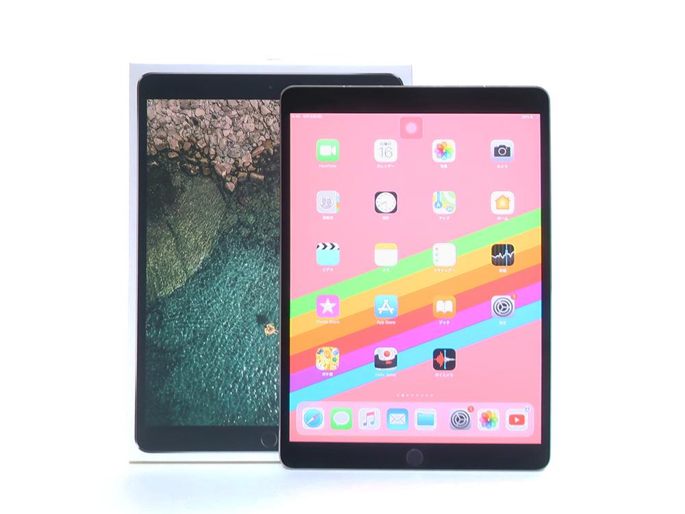 Apple iPad PRO 10.5インチ 64GB 第2世代 Wi-Fi+Cellular スペースグレイ MQEY2J/A 買取実績 2021.05
