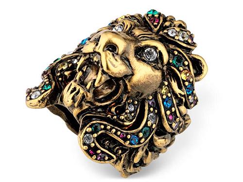 グッチ(GUCCI)を代表するジュエリーコレクション ライオンヘッド