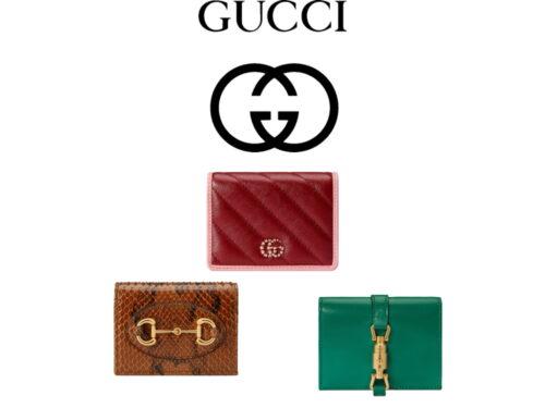 グッチの財布小物について