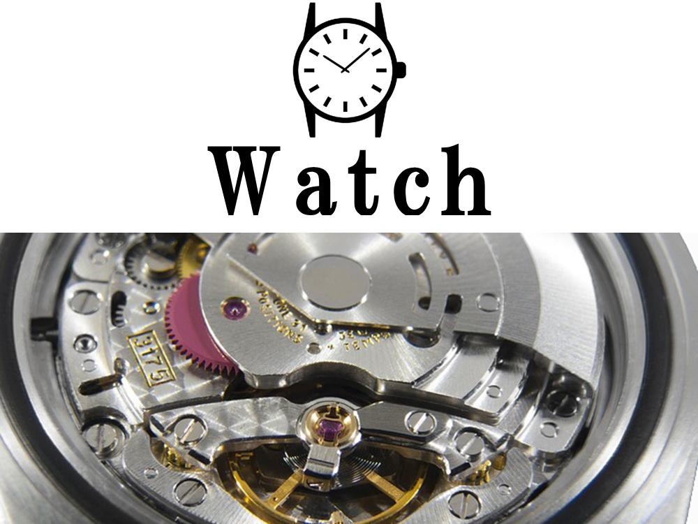 オーバーホールしていない時計の買い取りの基準とは
