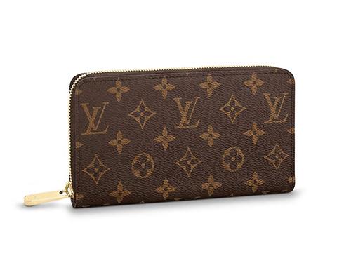 【2021年 夏】ルイ・ヴィトンのモノグラム財布の中で買取りが高いモデル ジッピー・ウォレット M42616