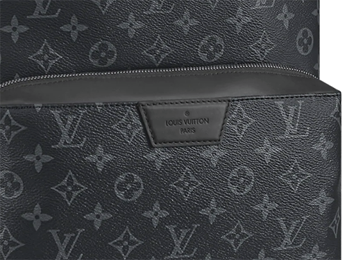 【2021年 夏】ルイ・ヴィトンのモノグラム・エクリプス バッグの中で買取りが高いモデル バックパック M43186 マイナーチェンジ ブランドタグ