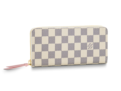 【2021年 秋】ルイ・ヴィトンのダミエ・アズール 財布の中で買取りが高いモデル ポルトフォイユ・クレマンス N61264